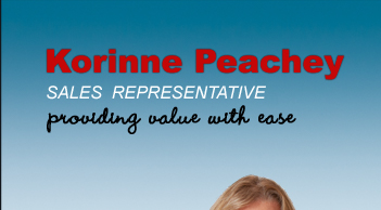 Korinne Peachey, Real Estate Representative  :: Providing value with ease