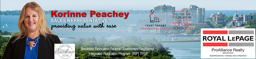 Korinne Peachey  :: Royal LePage Kingston Ontario